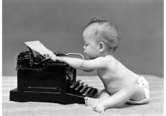 baby-writing